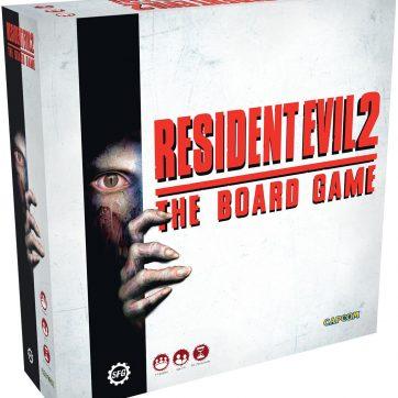 Resident Evil 2: The Board Game kopen