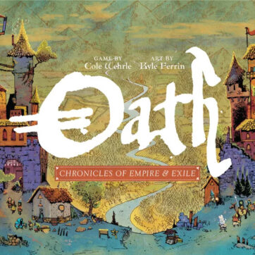 oath chronicles of empire and exile bordspel kopen