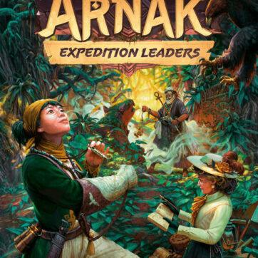lost ruins of arnak expedition leaders