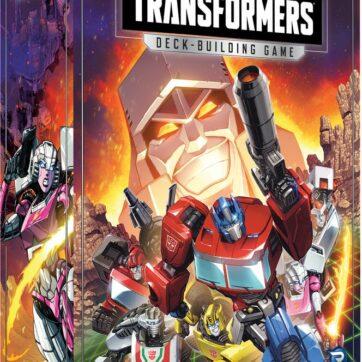 transformers deckbuilding game
