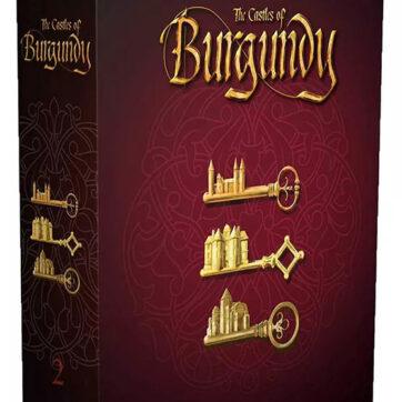 the castles of burgundy bordspel